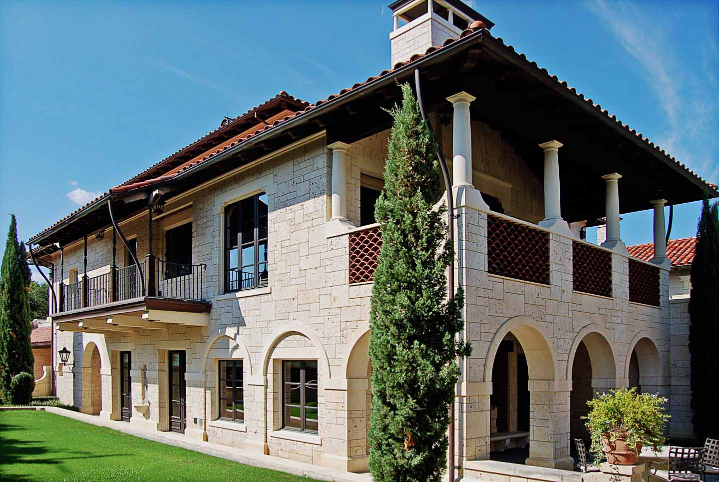 Old Preston Hollow Residence