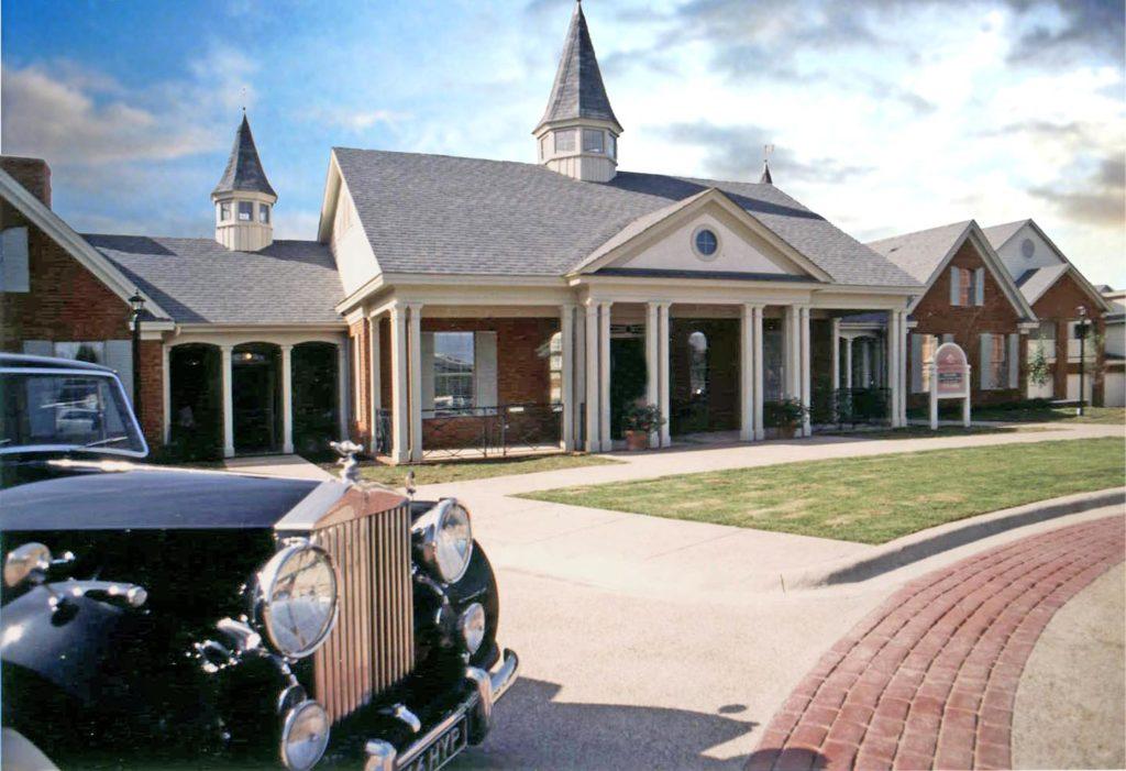 Saddlebrook Community Clubhouse