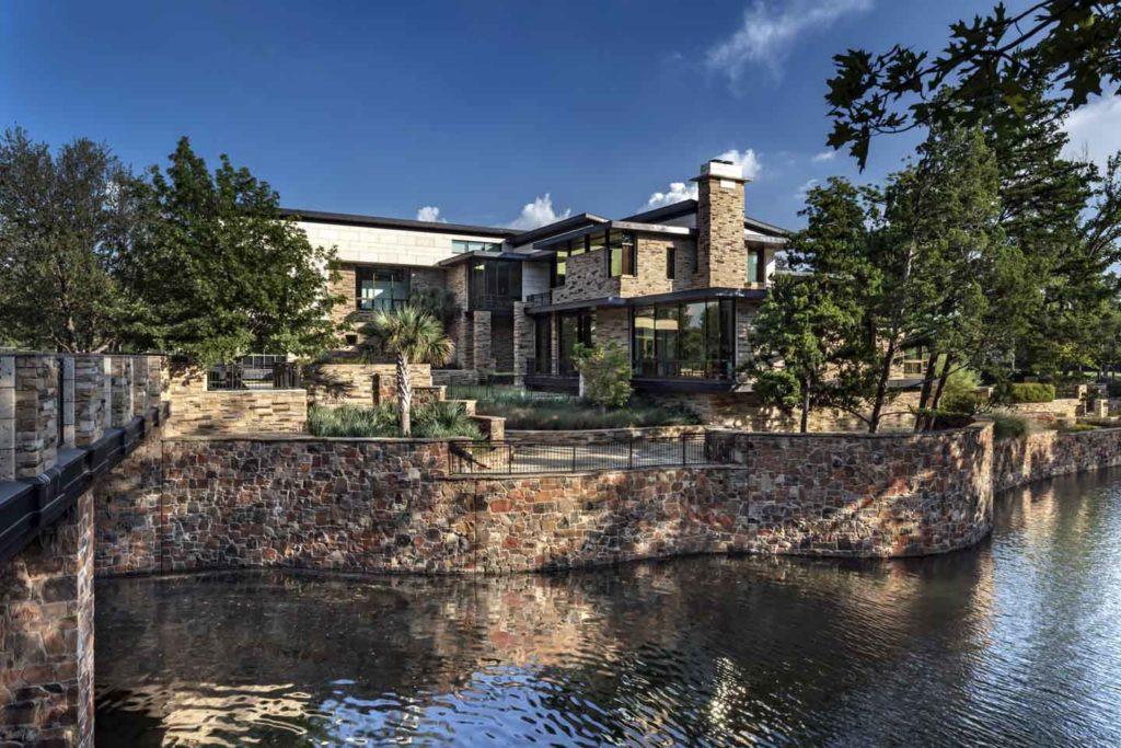 architect designed home on turtle creek in dallas